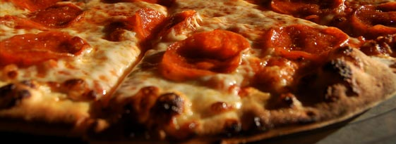 Crazy Dough's Pizza